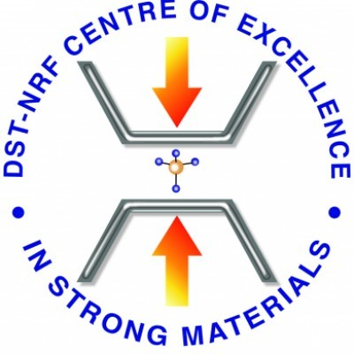 DST-NRF Centre of Excellence in Strong Materials