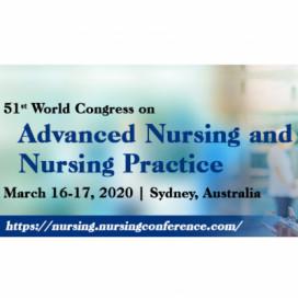 51st World Congress on Advanced Nursing and Nursing Practice