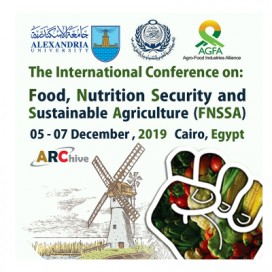 Food, Nutrition, Security, and Sustainable Agriculture (FNSSA)