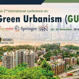 2nd Annual Green Urbanism Conference