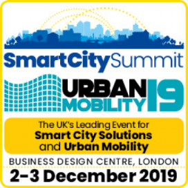 Smart City Summit and Urban Mobility Expo 2019