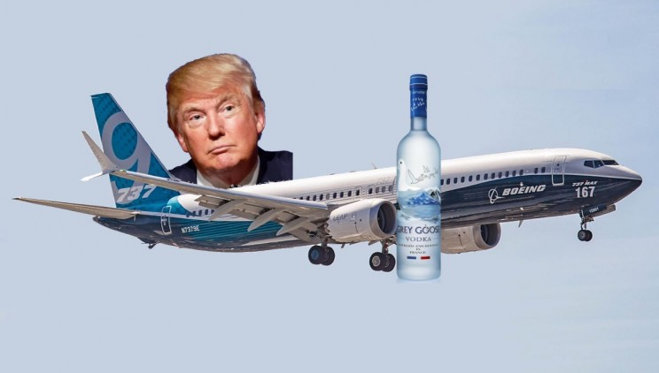 Boeing Could Learn Something From Donald Trump and Sidney Frank