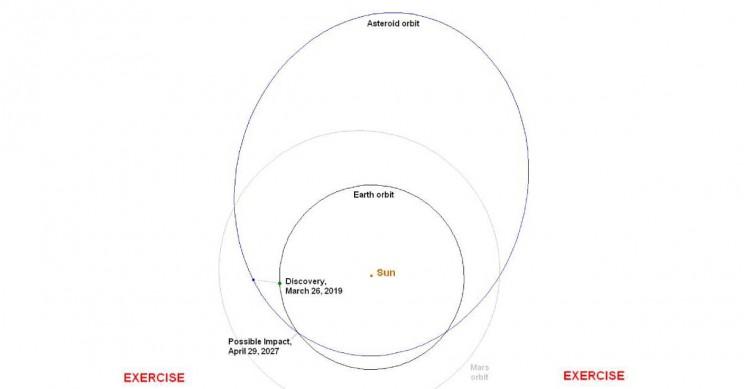 NASA JPL 2019 PDC