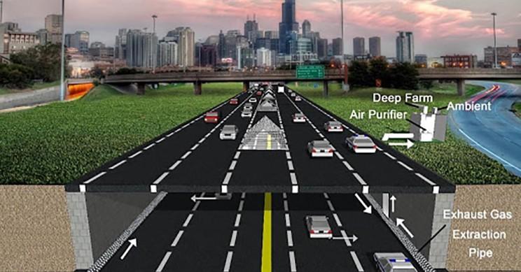 Highway Deep Roads