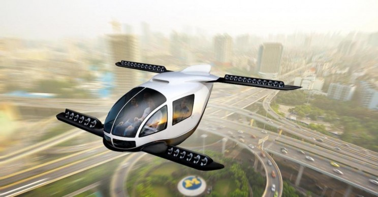 Will Flying Cars Provide a Sustainable Means of Transport in the Near Future?