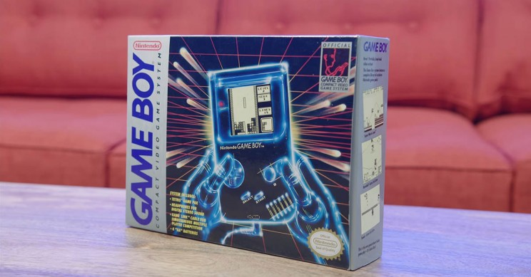 30 Years Ago, Nintendo's Game Boy Got Us Hooked on Mobile Gaming