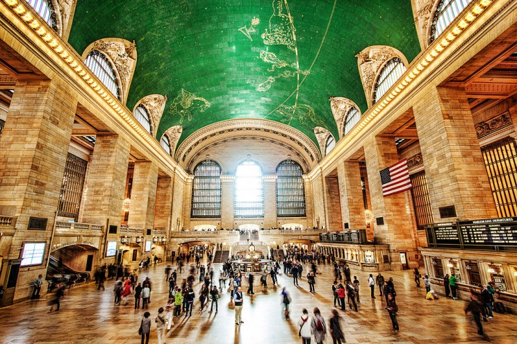 21 Of the Most Stunning Train Stations Around the World
