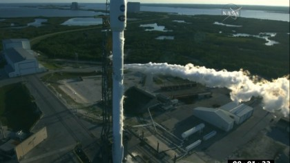 NASA and SpaceX Launch Planet-Hunter TESS Into Space