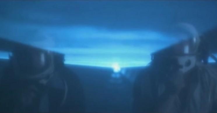 Alien Laser Lights