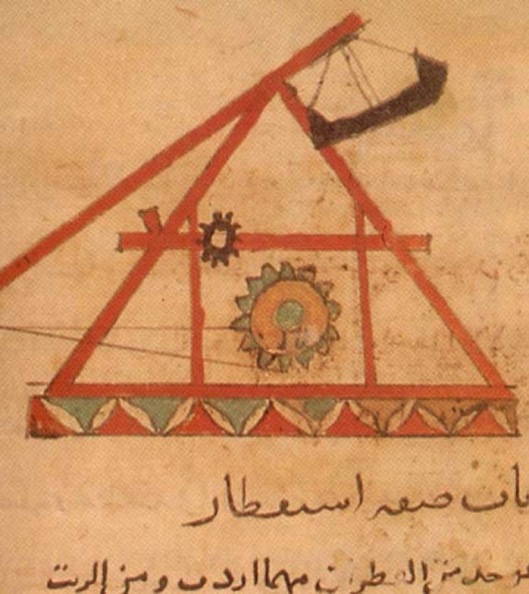 Mechanical Engineering in the Middle Ages: The Catapult, Mechanical Clocks and Many More we Never Knew About