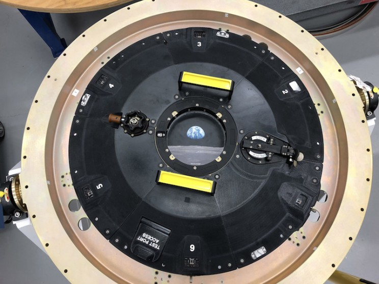 NASA's Deep Space Capsule Will Have More Than 100 3D-Printed Parts