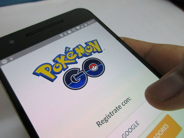 tech to catch cheaters Pokemon Go