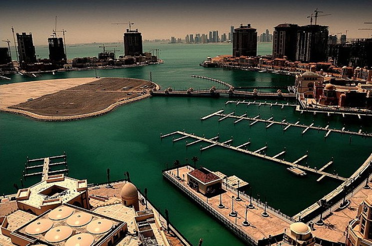 19 Amazing Architectural Wonders Built On Water