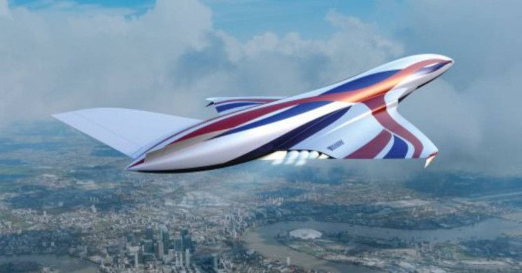 Companies Hope to Make Hypersonic Passenger Aircraft a Reality