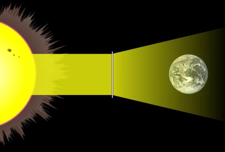 Space Sunshade