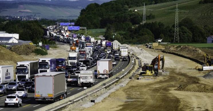 Traffic Highway Expansion