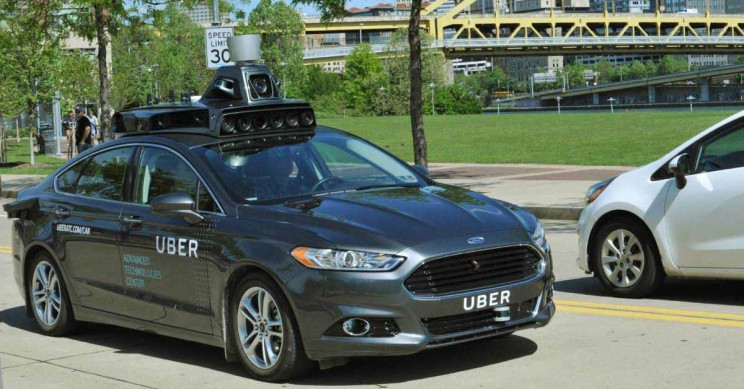 Uber Autonomous Car Unit Gets $1B from Toyota, SoftBank, Denso