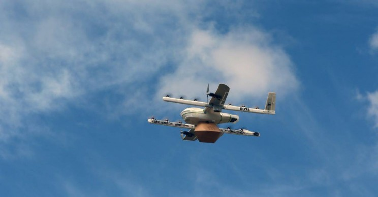 First Commercial Drone Delivery Operation to Begin in Australia