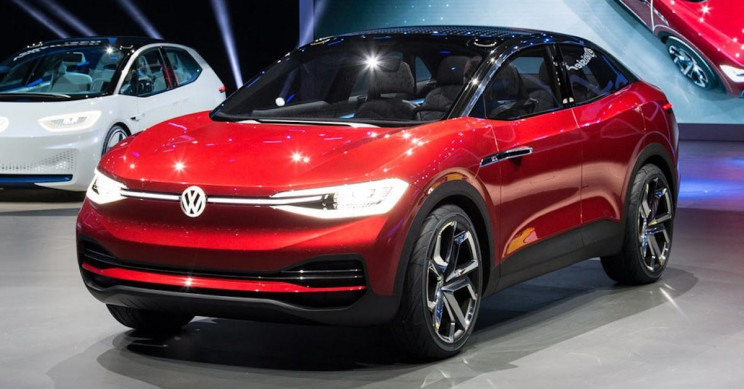 ROOMZZ: VW's 'Electrifying' SUV Will Hit Markets by 2021