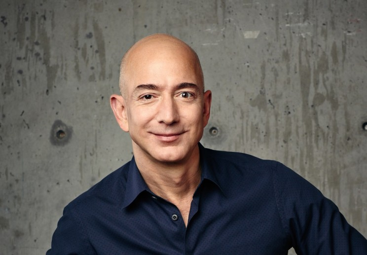 Jeff Bezos Talks Amazon Crises and Moving Humanity To Outer Space