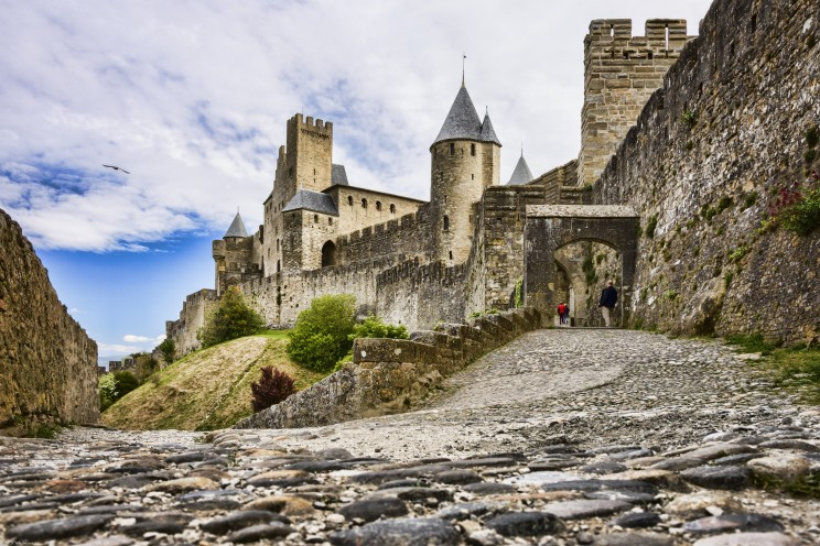 Carcassonne: The Fortified Town of Southern France Built By the Visigoths With an Inner Medieval Fortress