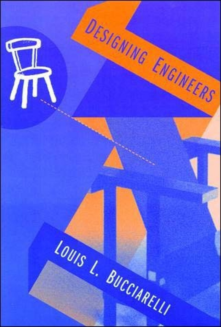 Designing Engineers by Louis Bucciarelli