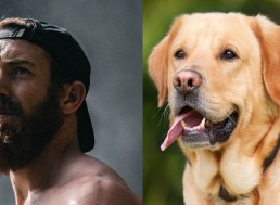 Bearded Men Harbour Significantly More Microbes Than Dogs