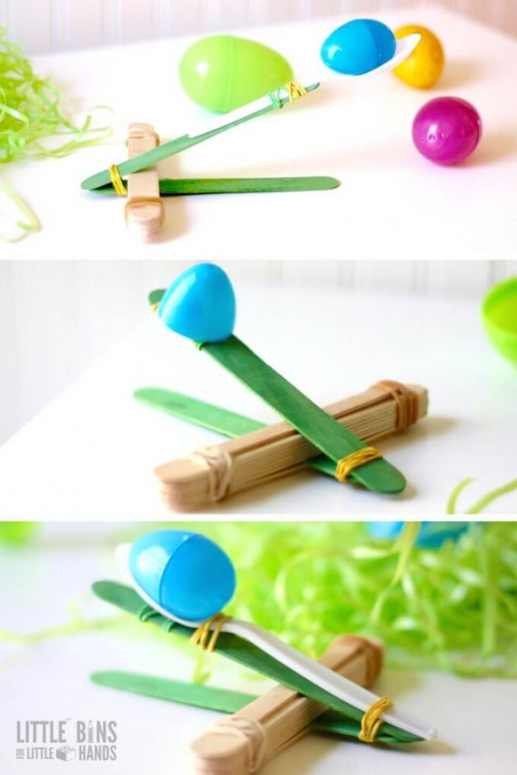 7 Fun And Educational Easter Themed Stem Activities