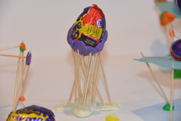 easter stem towers