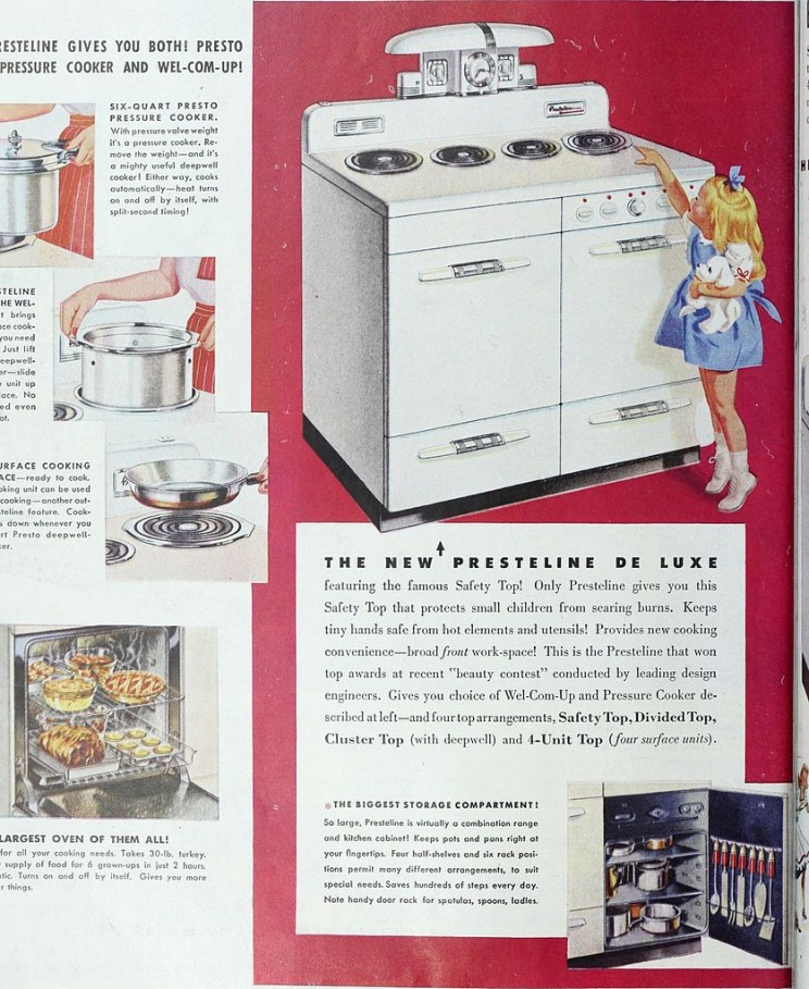 The History Behind the 15 Kitchen Appliances That Changed