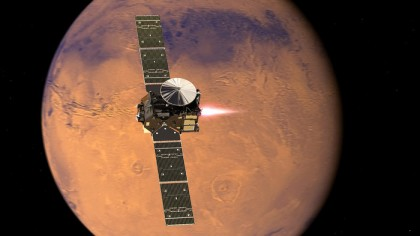 NASA and ESA to Source Martian Soil For Research