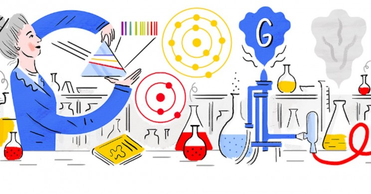 Google Pays Tribute to Extraordinary Physicist Hedwig Kohn