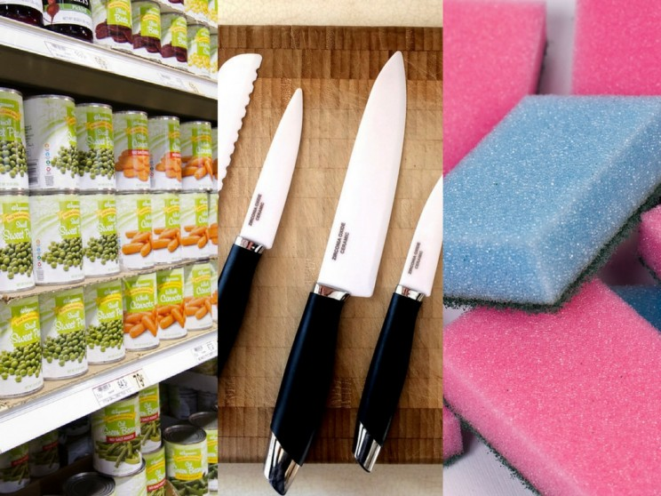 21 Kitchen Cabinet Items You Can Take To An Underground Bunker