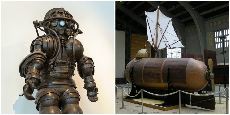 The 21 Marine Engineers That Opened the Sea to Us All: The Tech Behind Everything From Diving Gear to Submarine Engines