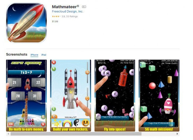 maths games mathmateer