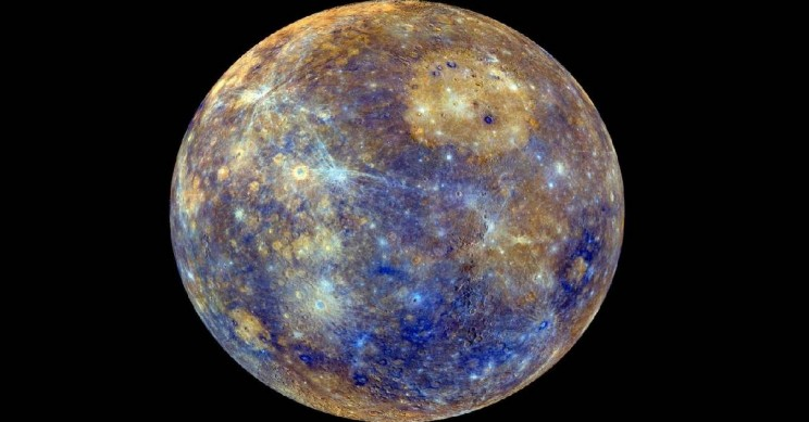 facts about planets mercury