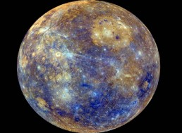 Scientists Explore Mercury's Inner Core Through Its Gravity and Spin