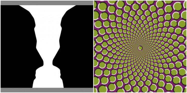 11 Puzzling Optical Illusions And How They Work