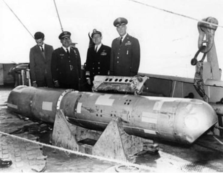 B28RI nuclear bomb