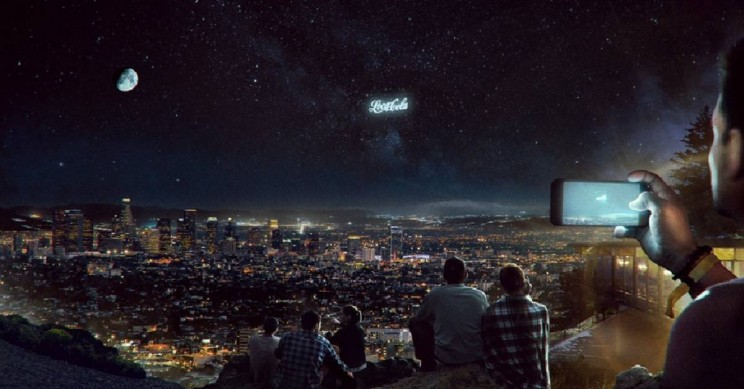 Pepsico Cancels Plans to Advertise in Night Sky over Concerns About Project