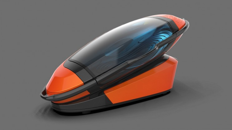 This Suicide Pod Dubbed 'the Tesla of Death' Lets You Kill Yourself Peacefully