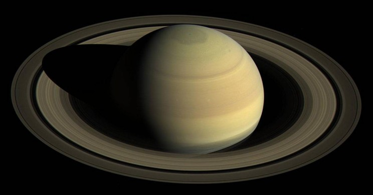 facts about planets saturn