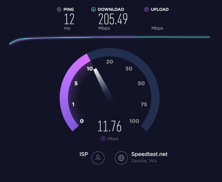 broadband speed test software mac