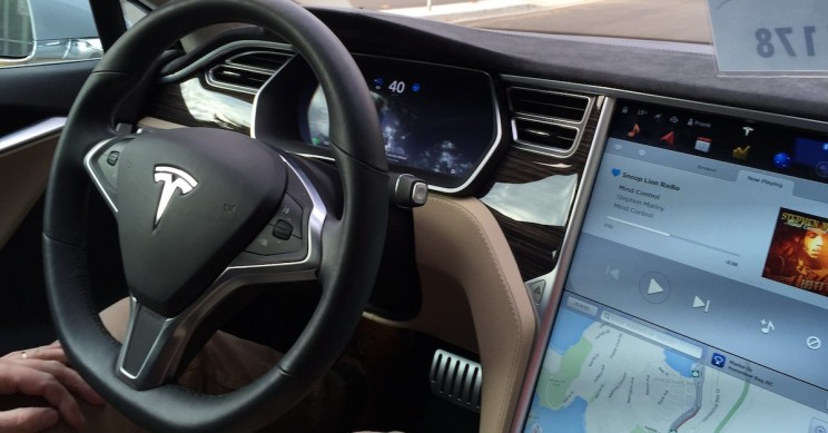 Tesla Set to Detail Autonomous Driving Future at Exclusive Investor Event