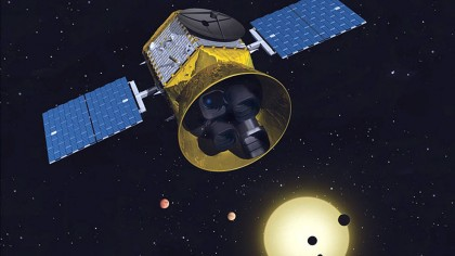 NASA Adds New 'Planet Hunter' to its Spacecraft Fleet