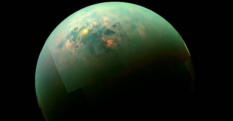 The World of Titan: Saturn's Earth Moon!