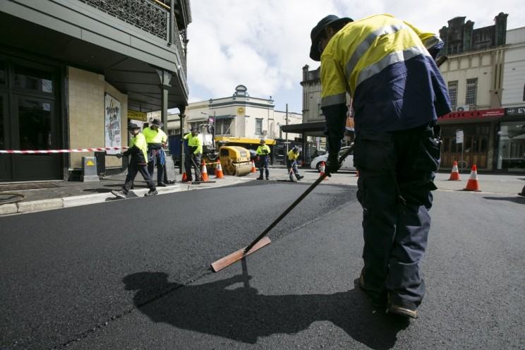 Sydney is Paving Its Roads with a Type of Asphalt Made Using Old Printer Toner
