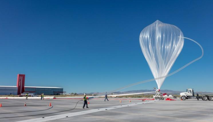 World View Balloons