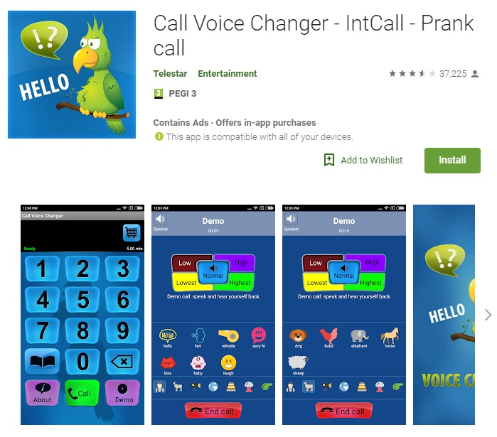 7 Great Free and Pay To Use Voice Changing Apps