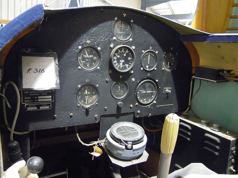 The World's First Commercially Built Flight Simulator: The Link